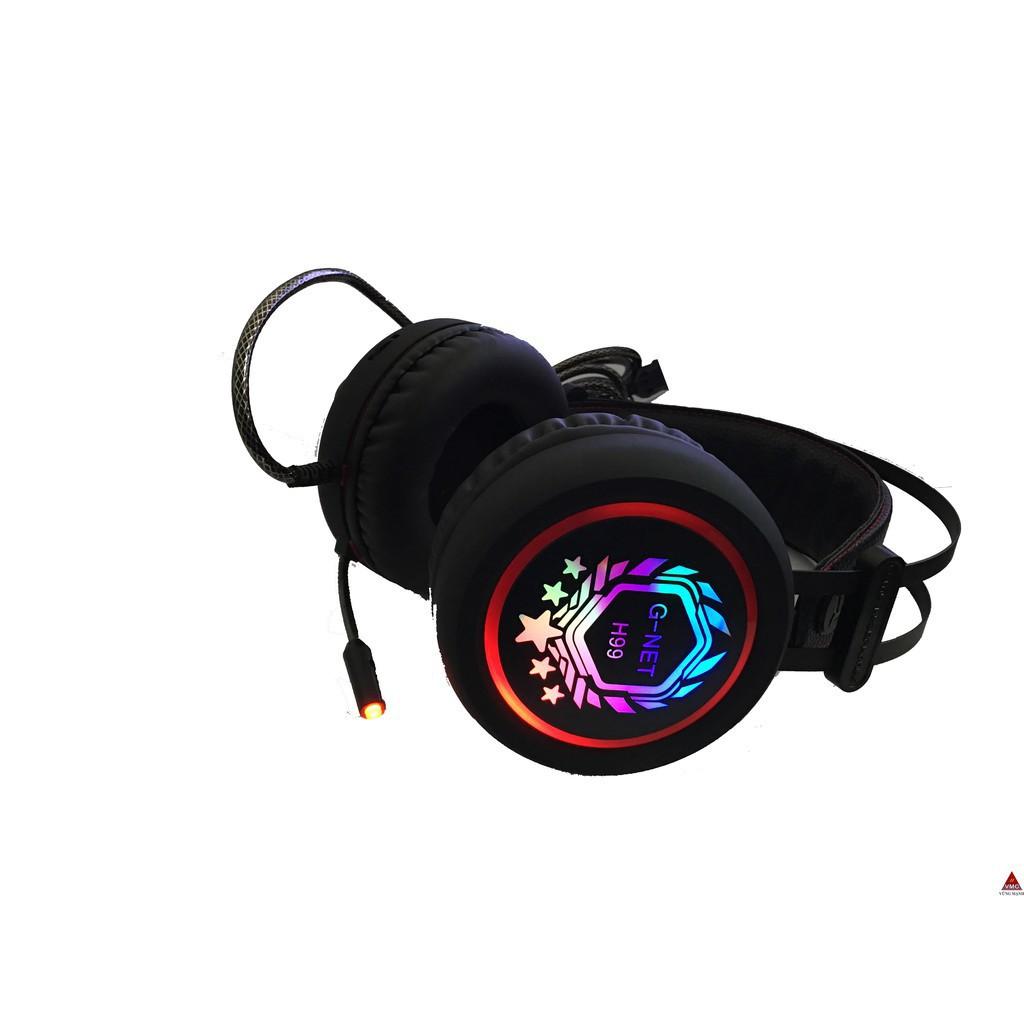 Tai nghe G-NET H99 cổng usb âm thanh 7.1
