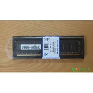[Nhập ELCLMAY hoàn 30K xu đơn từ 200K]Ram máy bàn Kingston DDR3 8GB bus 1600 MHz 1.5V Giá chỉ 749.000₫