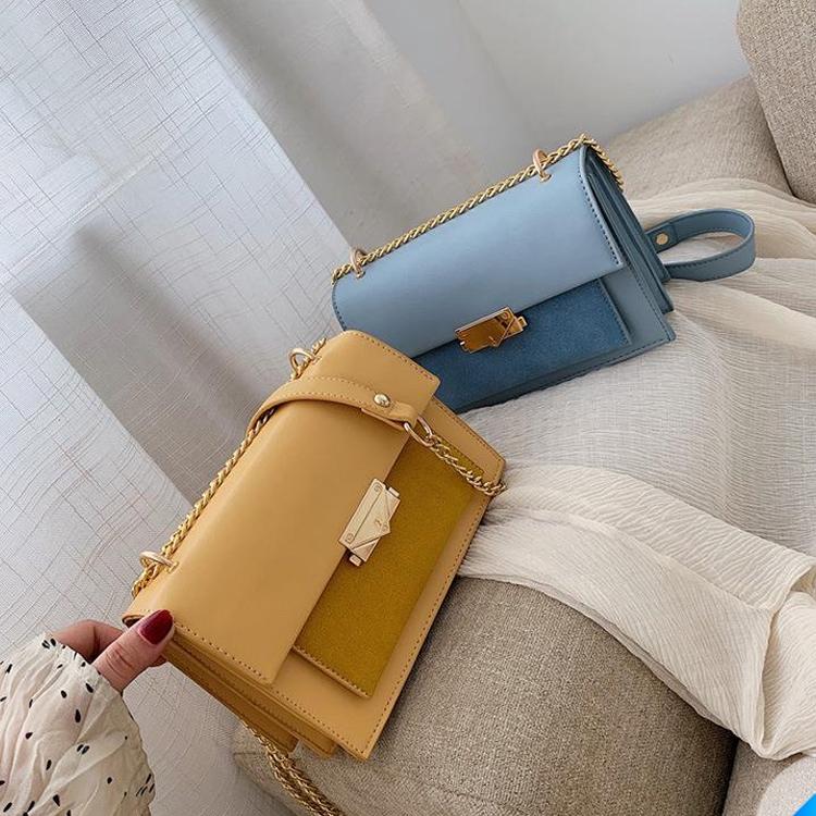 (Hàng Mới) Túi đeo chéo Vintage da cao cấp NEVA742