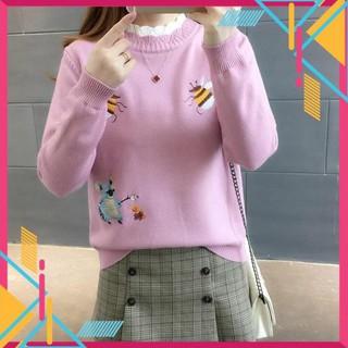 Áo len thời trang nữa hàn quốc V0020