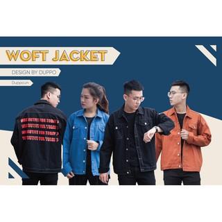 Áo khoác Kaki WOFT JACKET thumbnail