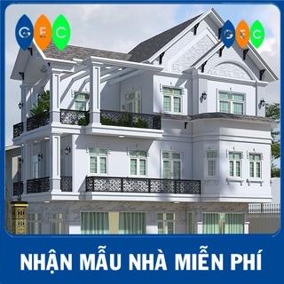 Xây nhà trọn gói – Xây nhà phố tại Hải Dương GEC