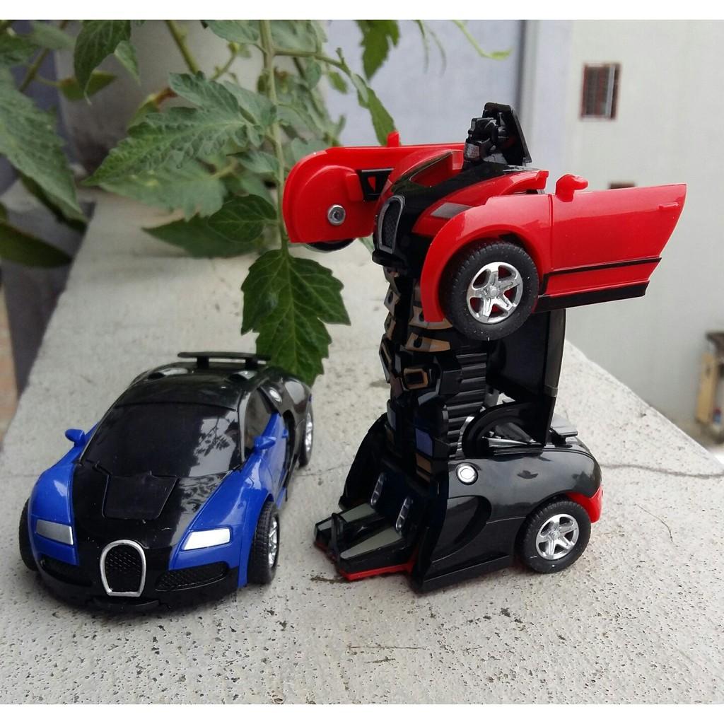 Ô tô biến hình thành siêu nhân robot transformer - 10009620 , 822636520 , 322_822636520 , 170000 , O-to-bien-hinh-thanh-sieu-nhan-robot-transformer-322_822636520 , shopee.vn , Ô tô biến hình thành siêu nhân robot transformer