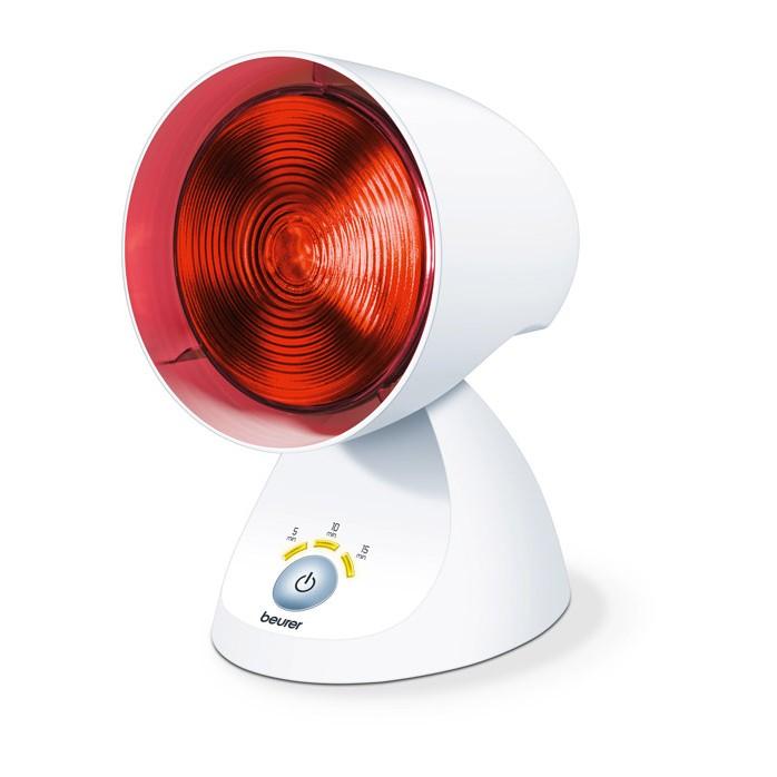 Đèn hồng ngoại trị liệu 150W có hẹn giờ Beurer IL35 - 2816865 , 319429090 , 322_319429090 , 1130000 , Den-hong-ngoai-tri-lieu-150W-co-hen-gio-Beurer-IL35-322_319429090 , shopee.vn , Đèn hồng ngoại trị liệu 150W có hẹn giờ Beurer IL35