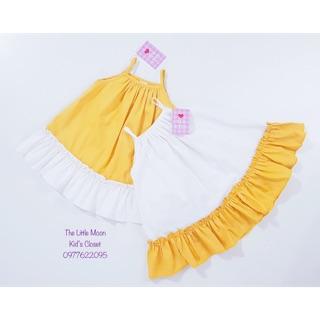 Váy hai dây Mia Kids size 1y-5y