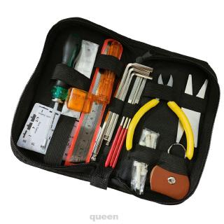 Wire Plier Easy Operate Screwdriver Tool Wrench Musical Instruments Multifunctional Practical Guitar Repair Kit