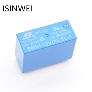 Power Relays SMIH-12VDC-SL-A 12V 16A 6PIN A Group of Normally Open