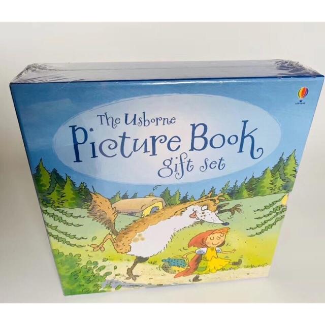 Đồ chơi Picture book gift set 20q