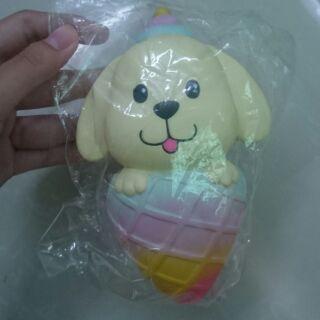 Squishy kem cún chính hãng