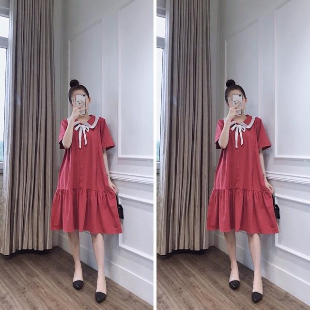 Váy bầu đẹp 2019 đầm bầu thiết kế 50-80kg - 22594186 , 2697297686 , 322_2697297686 , 280000 , Vay-bau-dep-2019-dam-bau-thiet-ke-50-80kg-322_2697297686 , shopee.vn , Váy bầu đẹp 2019 đầm bầu thiết kế 50-80kg