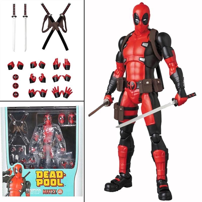 Mô Hình Nhân Vật Deadpool 082 Deadpool