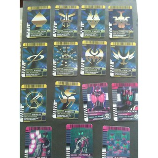 Card Kamen Rider 1