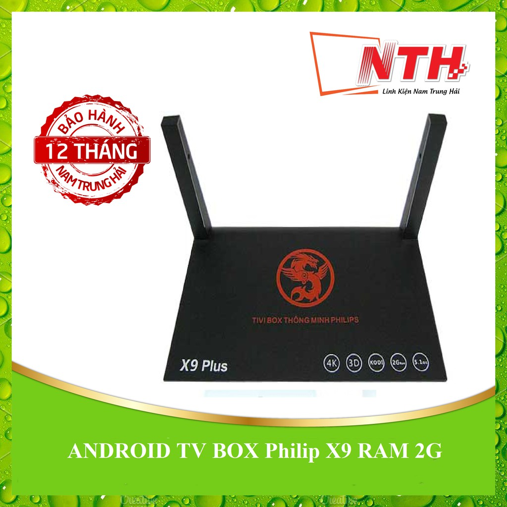 [NTH] ANDROID TV BOX Philip X9 RAM 2G - 2680985 , 71958024 , 322_71958024 , 879000 , NTH-ANDROID-TV-BOX-Philip-X9-RAM-2G-322_71958024 , shopee.vn , [NTH] ANDROID TV BOX Philip X9 RAM 2G