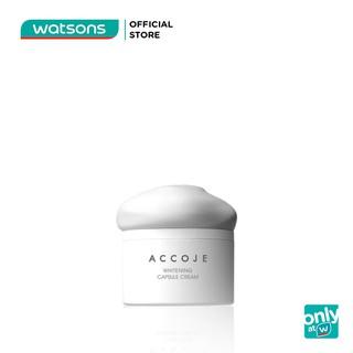 Kem Dưỡng Trắng Accoje Whitening Capsule Cream 50ml thumbnail