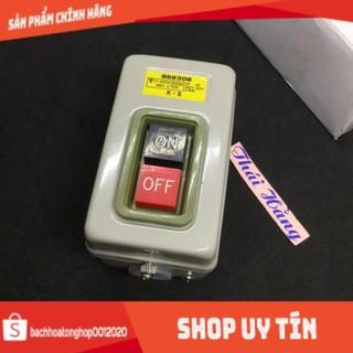 [GiáTốt] [Freeship] Hộp công tắc điều khiển O N/O FF -BS230 B -3 pha 500 v -3.7 kW (1 chiếc) [GiáTốt] [ShopUyTín]