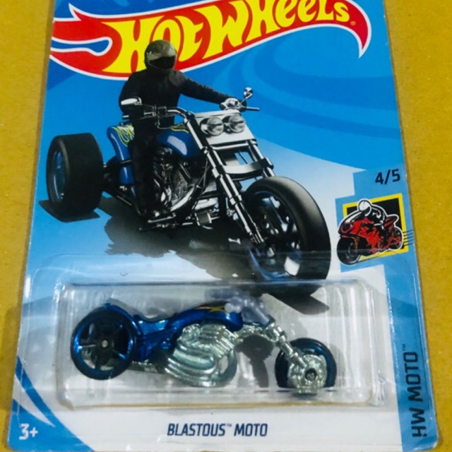 Hot Wheels Moto 🏍🏍