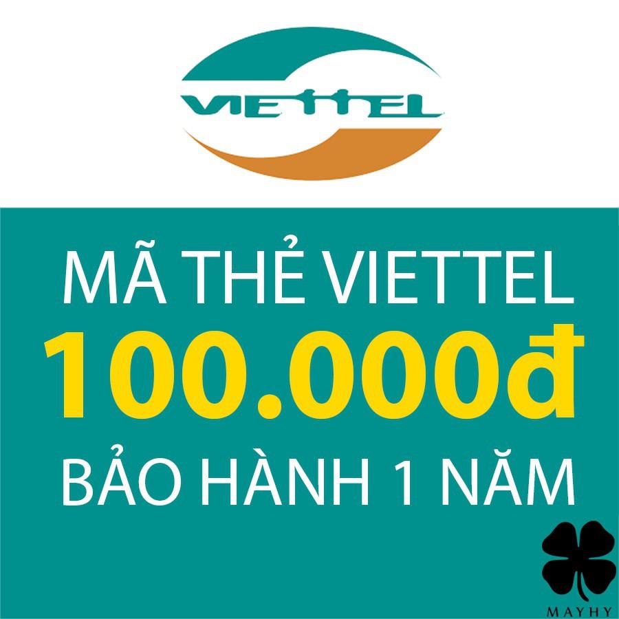 Mã Thẻ Viettel 10