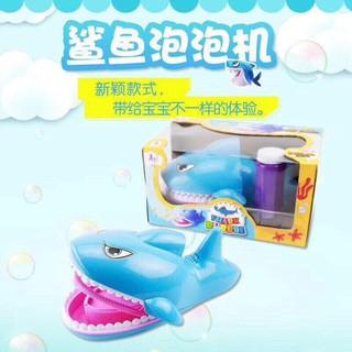 đồ chơi cá heo phun bong bóng cho bé