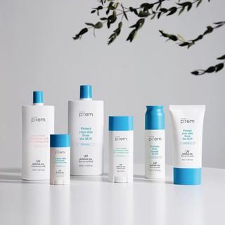 Kem Chống Nắng Make P:rem UV Defense Me Blue Ray Sun Cream
