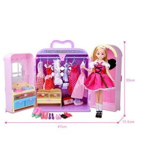 Hộp phòng ngủ baby Lelia Dream Wardrobe 0447 – SP348640
