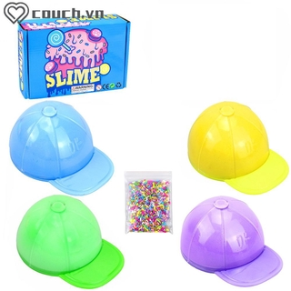 ▶COD New slim suit foam mud butter mud decompression color mud toys 【couch】