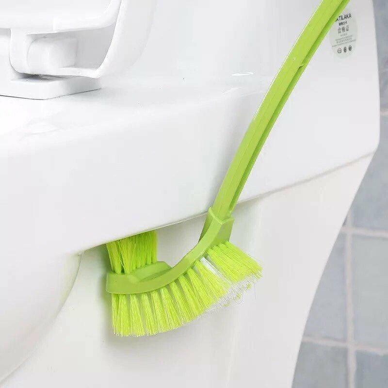 Bàn chải chà toilet 2 đầu hàng việt nam chất lượng cao