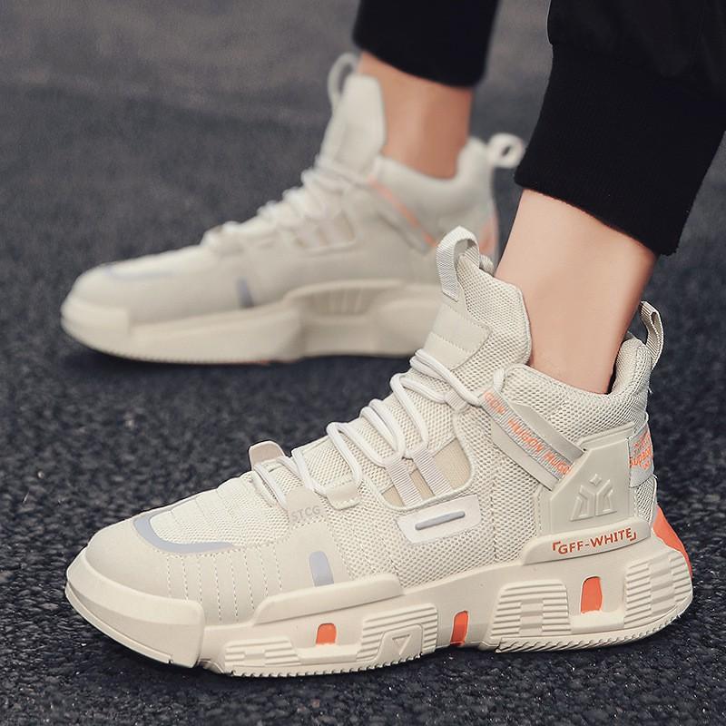 Giày Sneaker Thể Thao Nam Phong Cách Hàn Quốc G26