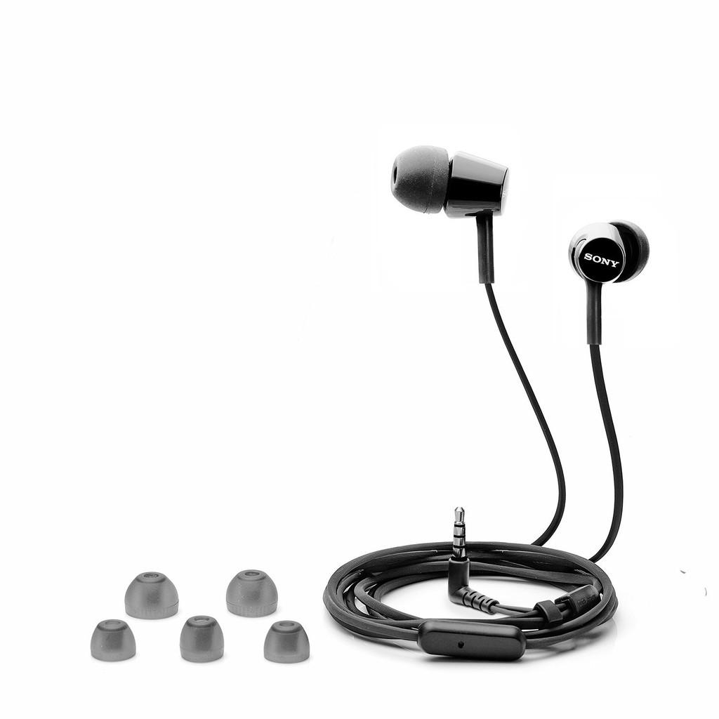 [Mã 267ELSALE hoàn 7% đơn 300K] Tai nghe in-ear Sony MDR-EX155AP - Hàng Chính Hãng