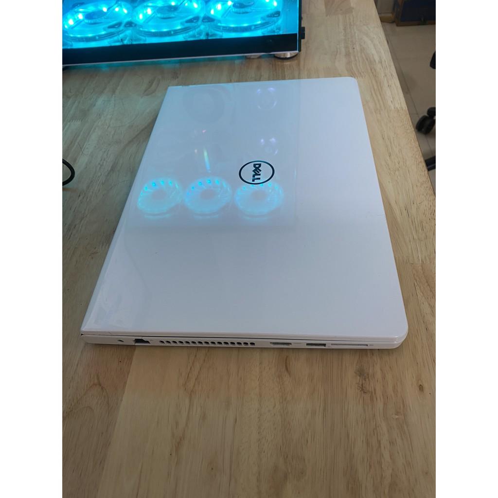 Siêu Phẩm Laptop Dell Inspiron 5458 Màu Trắng Đẹp Tinh Khôi
