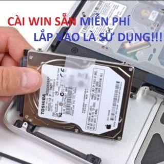 [Mã ELDEC10K giảm 10K đơn 20K] Ổ cứng laptop HDD 80Gb 120Gb 160Gb 250Gb 320Gb 500Gb640Gb750Gb renew bảo hành 6 tháng thumbnail