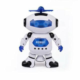 Robot Biết Nhảy Và Hát Xoay 360 Độ – SA0004