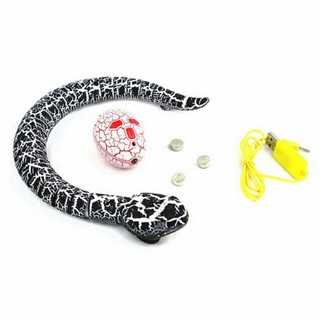 Con rắn điều khiển dùng pin sạc loại to cao cấp