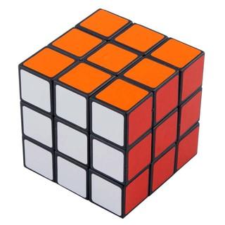 3x3x3 3D Magic Cube Fun Colorful Toy Original Puzzle IQ