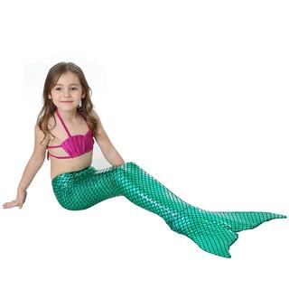 Bộ đồ bơi hóa trang nàng tiên cá cho bé