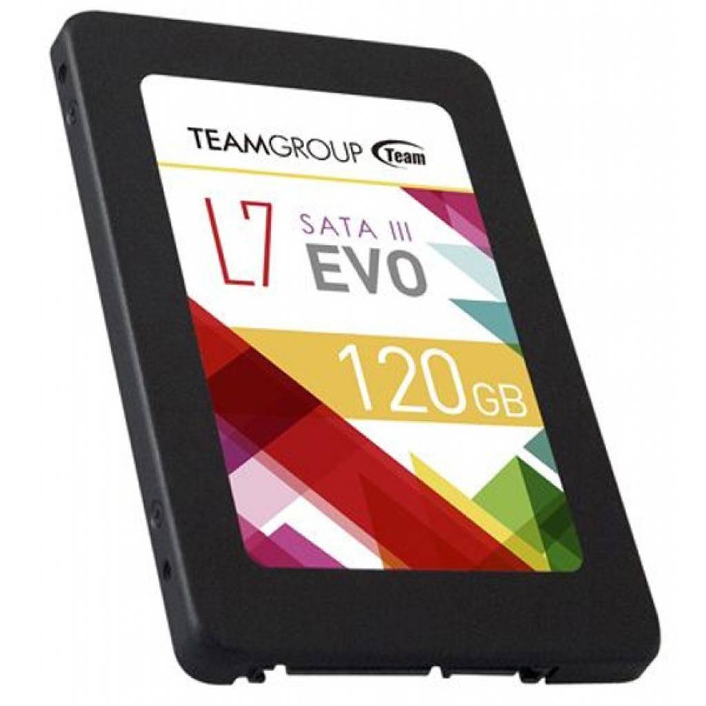Ổ cứng SSD 120GB TeamGroup L7 EVO Sata III - Chính hãng