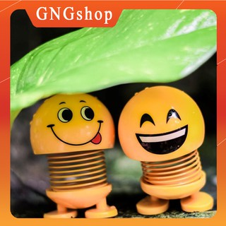 Emoji Lò xo nhúng lắc đầu giảm stress – Mới – GNGshop