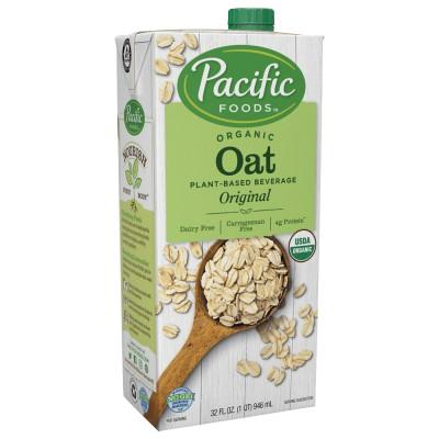 SỮA YẾN MẠCH HỮU CƠ - PACIFIC FOODS - 946 ML