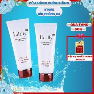 Sữa rửa mặt cho da dầu,da mụn làm sạch da,dưỡng ẩm se khít lỗ chân lông chính hãng Edally 150ml thumbnail