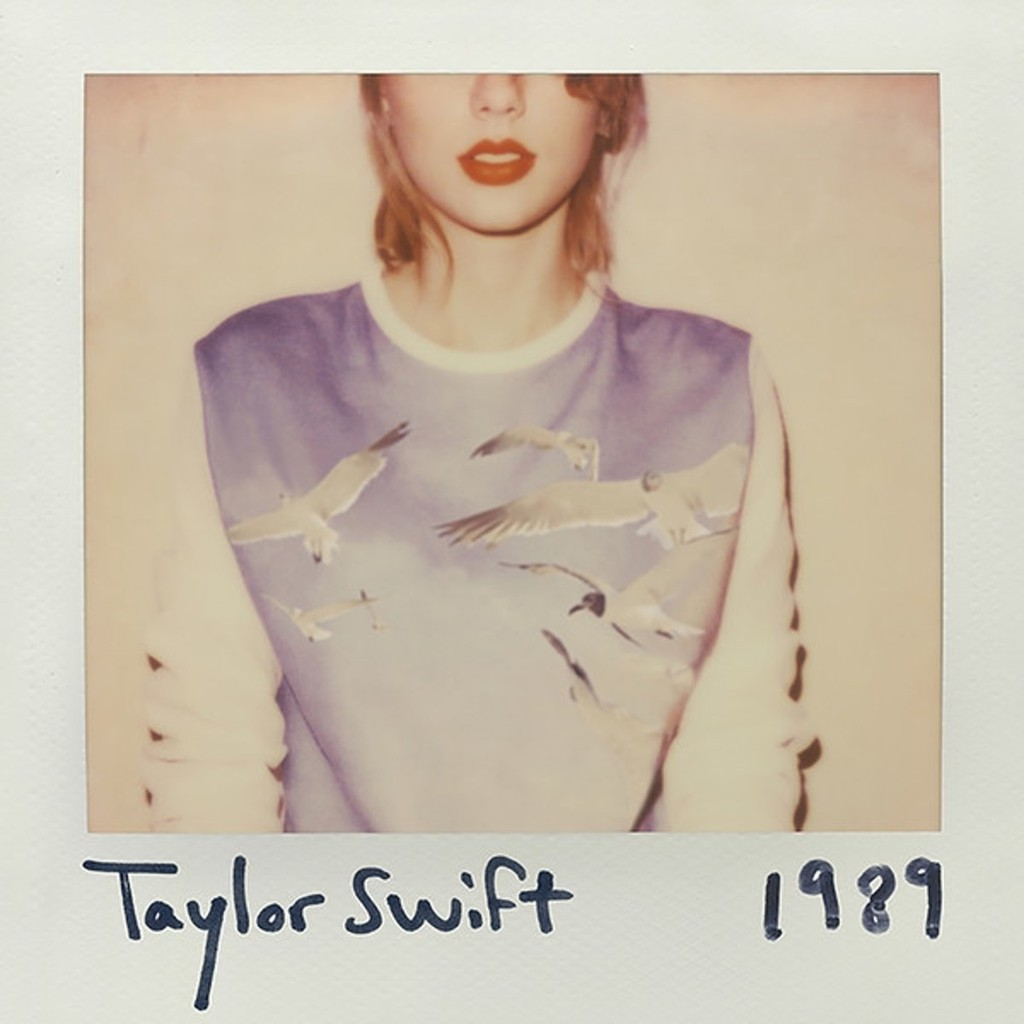 Taylor Swift - 1989 (Standard) - Đĩa CD [Australia Ver. - Không kèm polaroid photos]