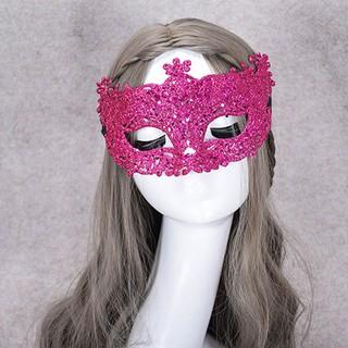 Mặt nạ dạ hội hóa trang Halloween hình con cáo