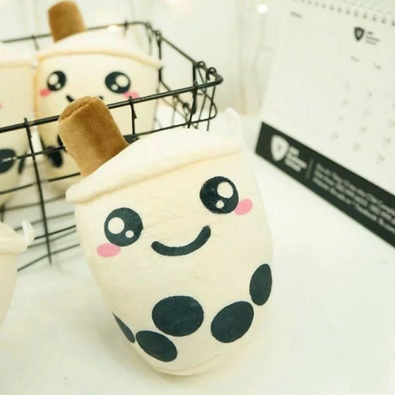 Gấu bông trà sữa chân trâu