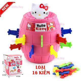 Trò Chơi Đâm Hải Tặc Hello KitTy – Trò Chơi Lucky Game Size Lớn – Chirita HY-007 | botmau0654