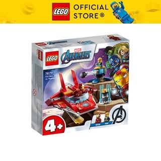 LEGO SUPERHEROES 76170 Người Nhện Đối Đầu Thanos ( 103 Chi tiết)