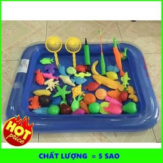 [GIÁ SỈ] Bộ bể câu cá nam châm cho bé