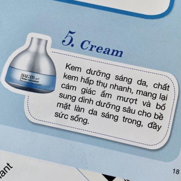 Bộ Dưỡng Ẩm Trắng Da Sum37 Water-full Radiant Hydrating Glow