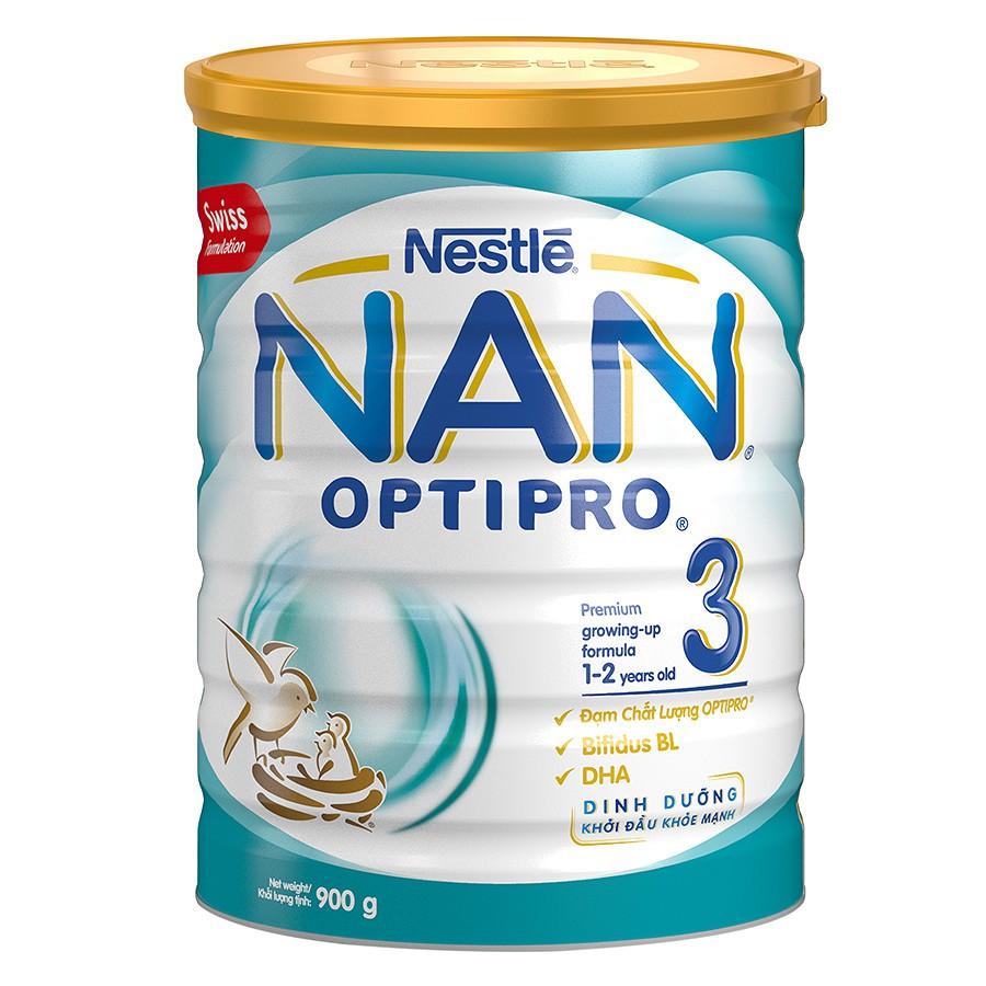 Sữa Bột Nestle NAN Optipro 3 (900g) - 3356617 , 1087306390 , 322_1087306390 , 360500 , Sua-Bot-Nestle-NAN-Optipro-3-900g-322_1087306390 , shopee.vn , Sữa Bột Nestle NAN Optipro 3 (900g)