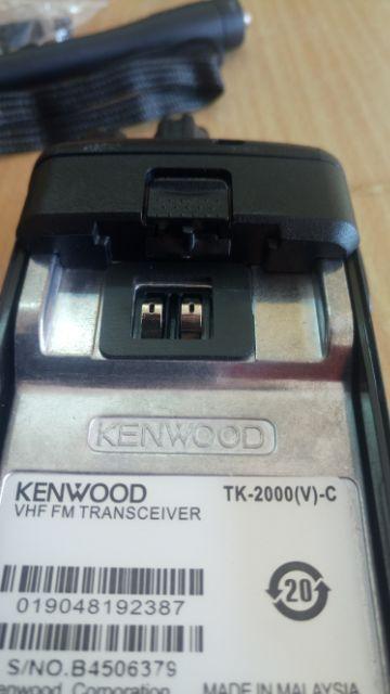 Bộ đàm Kenwood TK-2000