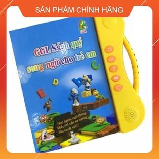 Sách Nói Điện Tử Song Ngữ Anh- Việt Giúp Trẻ Học Tốt Tiếng Anh Loại 1