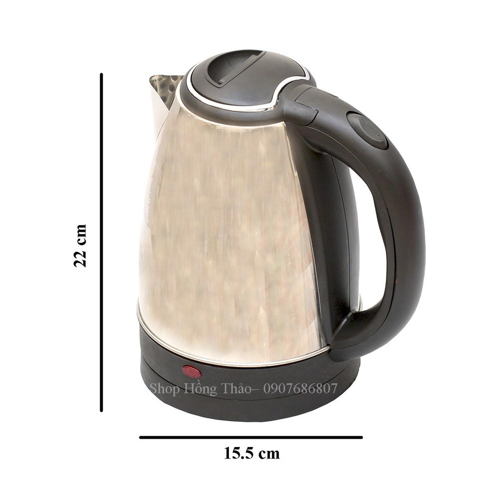 Ấm siêu tốc Electric Kettle 1,8L