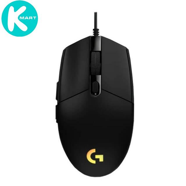 Chuột Gaming Logitech G102 Gen 2 RGB Lightsync - Hàng Chính Hãng